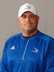 Craig Nicholson, head coach