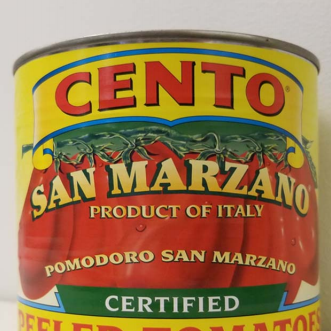 Stewed tomatoes: Cento Fine Foods faces fight over San Marzano products