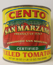 A lawsuit alleges Cento Fine Foods of West Deptford, N.J., is mislabeling products as San Marzano tomatoes, which are grown at the base of Italy's Mount Vesuvius.