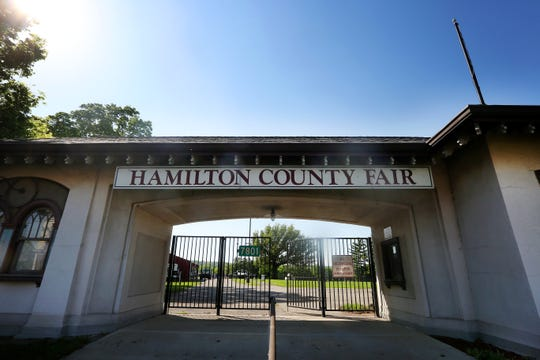 Hamilton County's fairgrounds, located in Carthage, are slowly taking on the dilapidated look of its neighbors. It wasn't always this way.