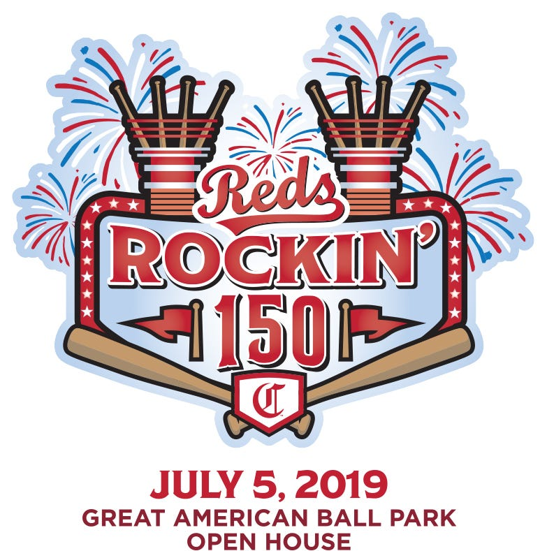 How to get free tickets to Reds Rockin' 150 Birthday Bash
