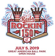 Reds Rockin' 150 Birthday Bash
