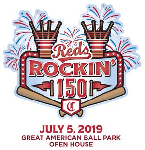 Reds Rockin' 150 Birthday Bash
