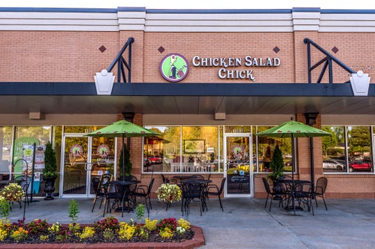 New restaurant coming to Mason will specialize in salad – chicken salad, that is
