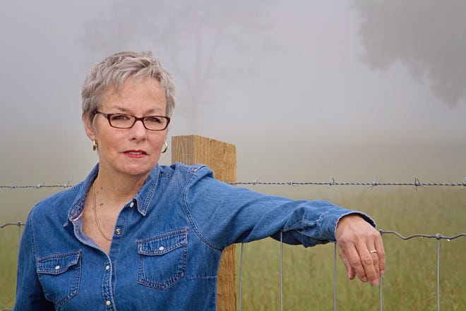 """Bren McClain, author of the novel """"One Good Mama Bone,"""" will be the keynote speaker during the conference's banquet, plus she will lead two workshops"""