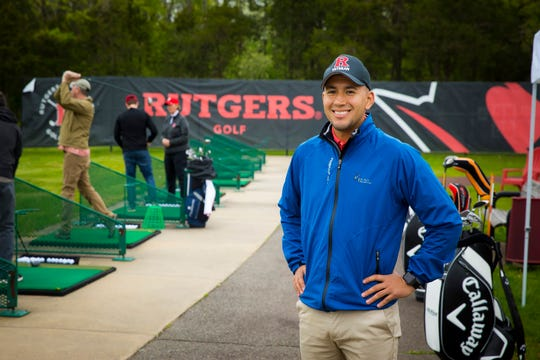 U.S. Army veteran Jose Sagal earned a PGA Works fellowship through the PGA after launching a Rutgers program to support other vets.