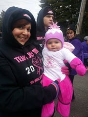Jill Lecorchick (left), with her niece and son Kyle, battled stage 4 breast cancer for five years. She died in August 2015 at age 37. On June 1, Team Jillybean will host the 5th annual Jillybean Boil for a Dream at the Polish American Club in Spotswood. The event benefits their Mama Mare fund - The Jillybean Dream Trip - which sends a breast cancer warrior and family on vacation.
