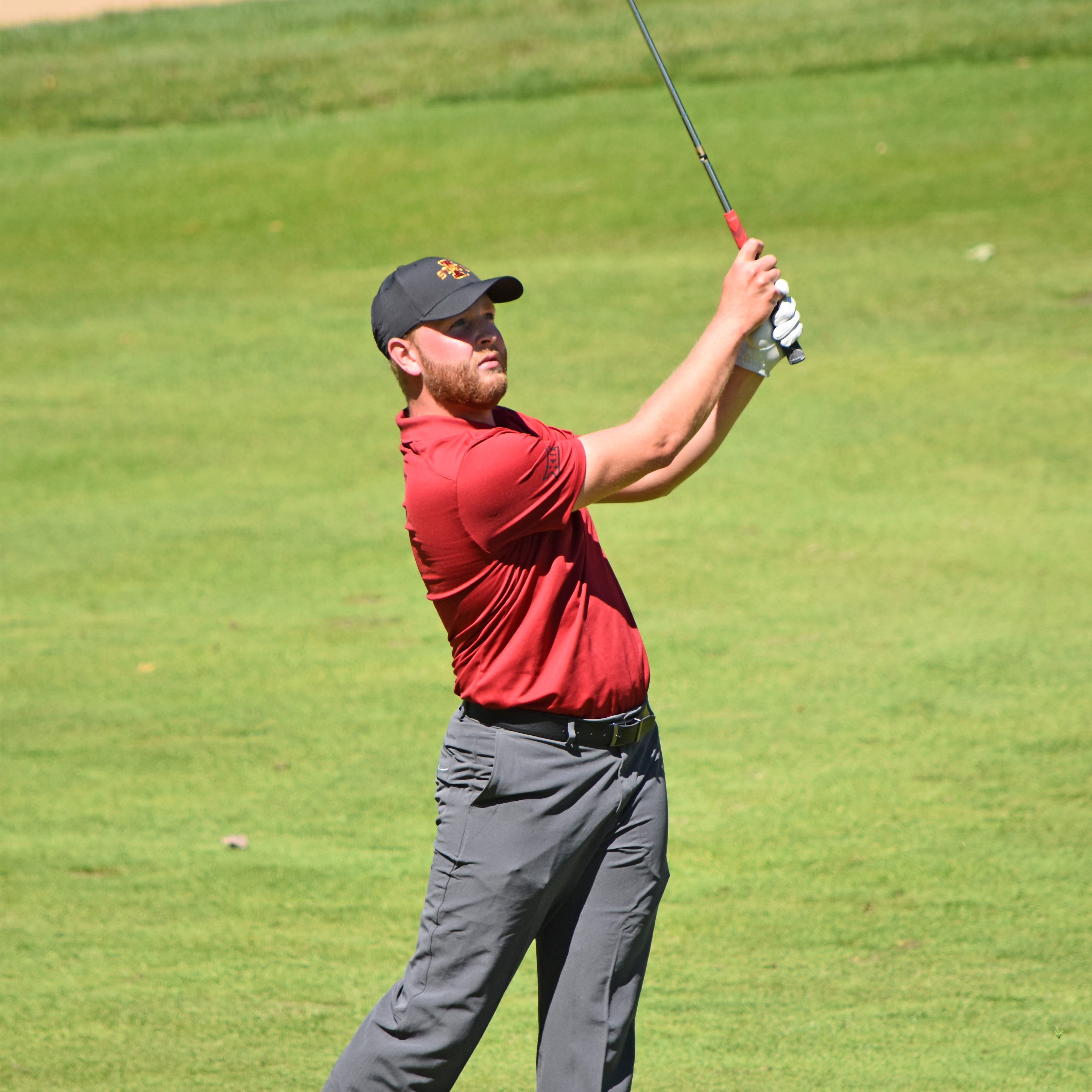 Iowa State golfer Tripp Kinney headed to third-straight NCAA Championship