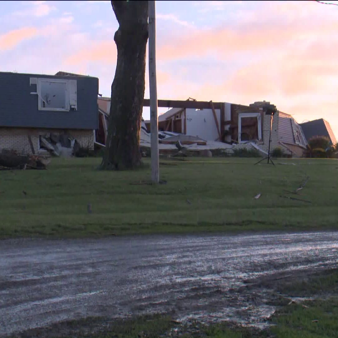Possible tornado kills one, injures another in Adair County