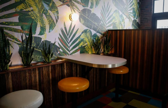 Bellhop, a new tiki bar in Des Moines East Village, opens on Thursday, May 23.