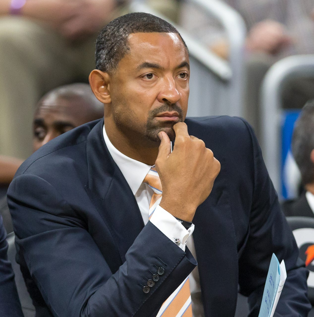 Juwan Howard has chance to build a sense of place in way Beilein didn't