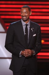 JuWan Howard of the Miami Heat onstage during the 2012 ESPY Awards at Nokia Theatre L.A. Live on July 11, 2012 in Los Angeles, California.