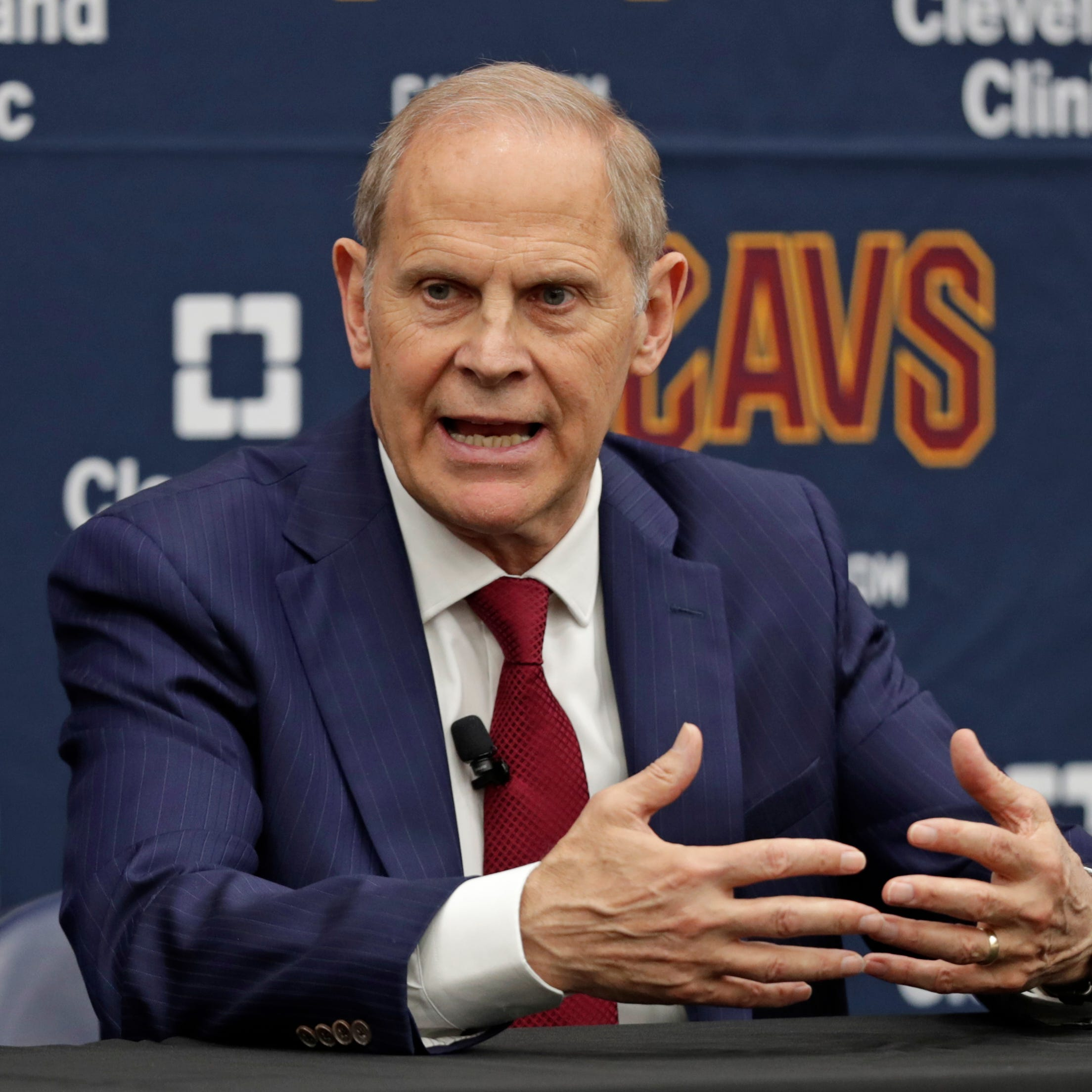 Niyo: Lure of coaching in NBA hooked Beilein