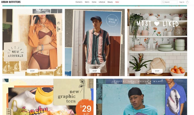 Urban Outfitters is launching a clothing rental service this summer targeting price-conscious and fashion forward customers who want an ever-changing wardrobe.