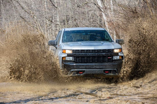 In RST trim the 2020 Chevrolet Silverado offers best-in-class, 13,400-pound towing - dethroning the Ford F-150 and its 13,200-pound rating.