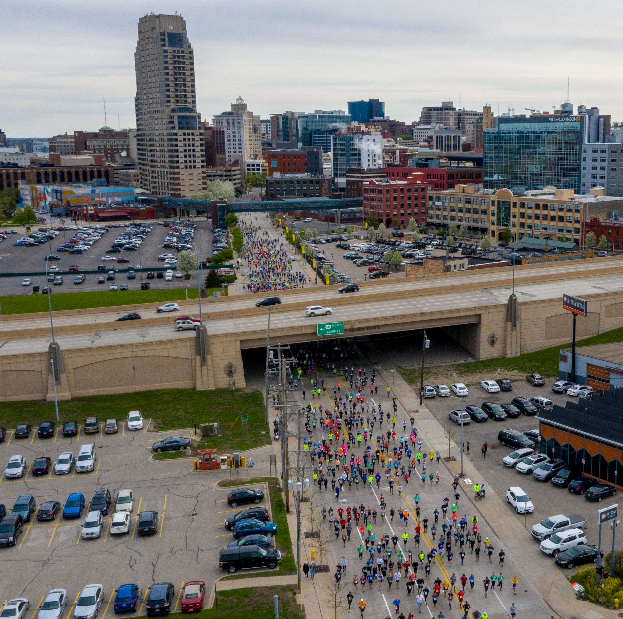 Grand Rapids area leads in Michigan's population growth