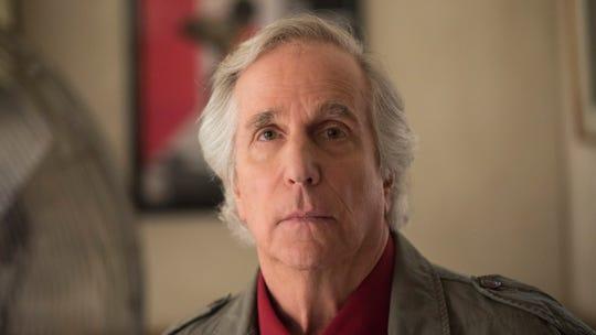 """Henry Winkler stars as acting teacher Gene Cousineau in HBO's """"Barry."""""""