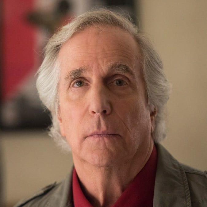 Henry Winkler is leaving The Fonz far behind
