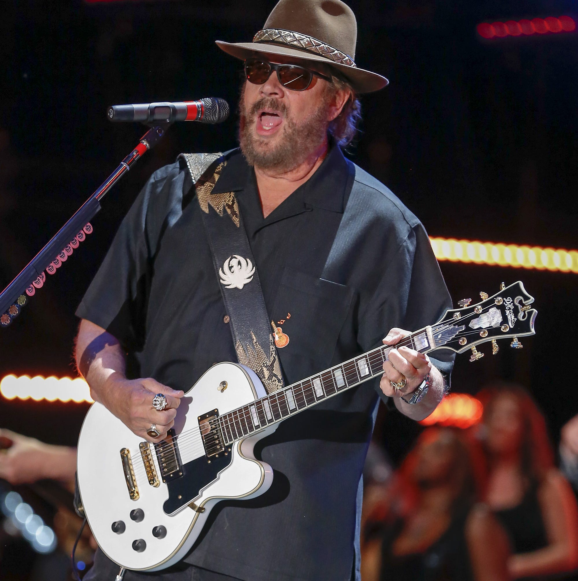 Hank Williams Jr. offering reward for grandfather's shotgun