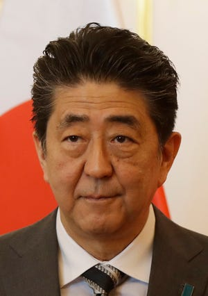 Prime Minister Shinzo Abe would become Abe Shinzo, as he is known in Japan, ending the Westernized name order the country adopted for use with foreigners.