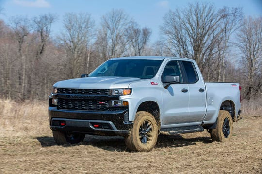 The 2020 Silverado is offered with a blizzard of options across eight trim lines.