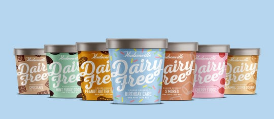 Michigan-based Hudsonville ice cream has debuted a line of vegan, dairy-free desserts.