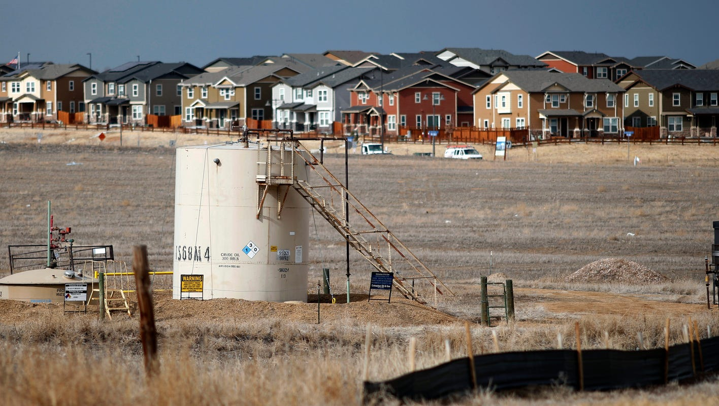 Study points to health risks near Colorado oil and gas operations