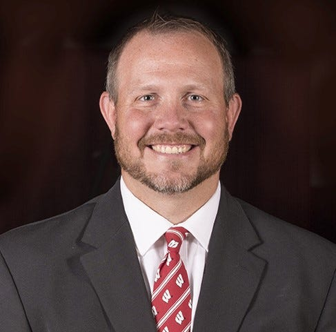 Kyle Gut was the principal at St. Mark Lutheran School in Green Bay.