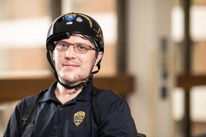 Montana Highway Patrol Trooper Wade Palmer.