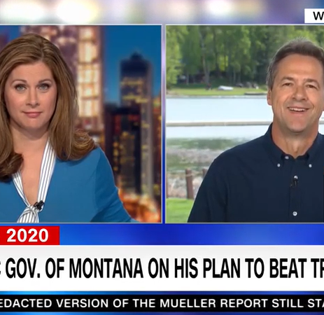 Campaign trail: Bullock says he wouldn't pardon Trump