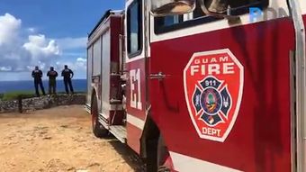 Guam Fire Department's spokesperson Kevin Reilly talks about recent rescue efforts and shares safety advice especially for the hot summer activities ahead.