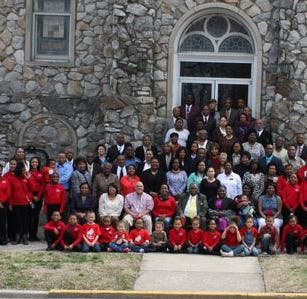 Henderson's First Missionary Baptist Church getting Kentucky historical marker