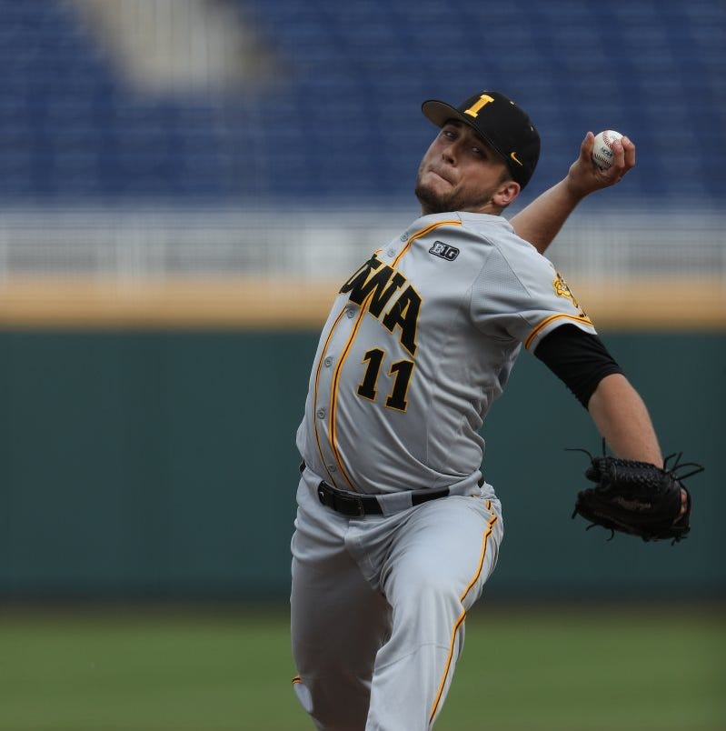 Cole McDonald's gem pushes Iowa past No. 1 seed Indiana in Big Ten Tournament opener