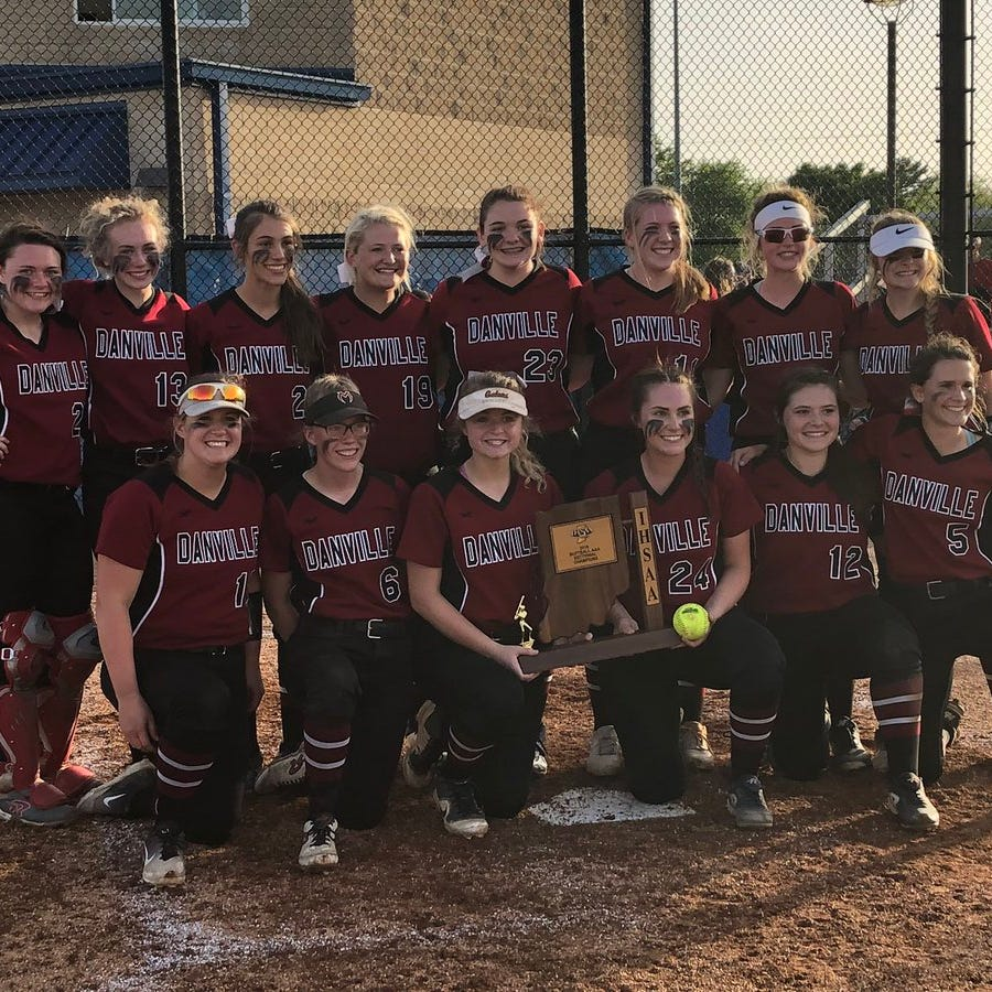 Danville rallied to beat Tri-West 4-2 in Wednesday's Class 3A sectional title game at Frankfort.