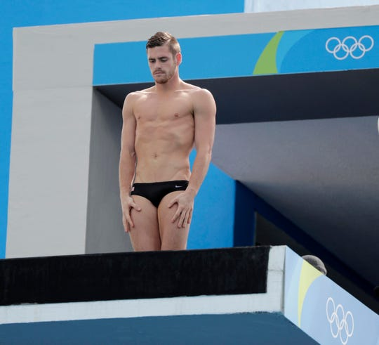 David Boudia won Olympic glory on the platform, but is now moving to the springboard.