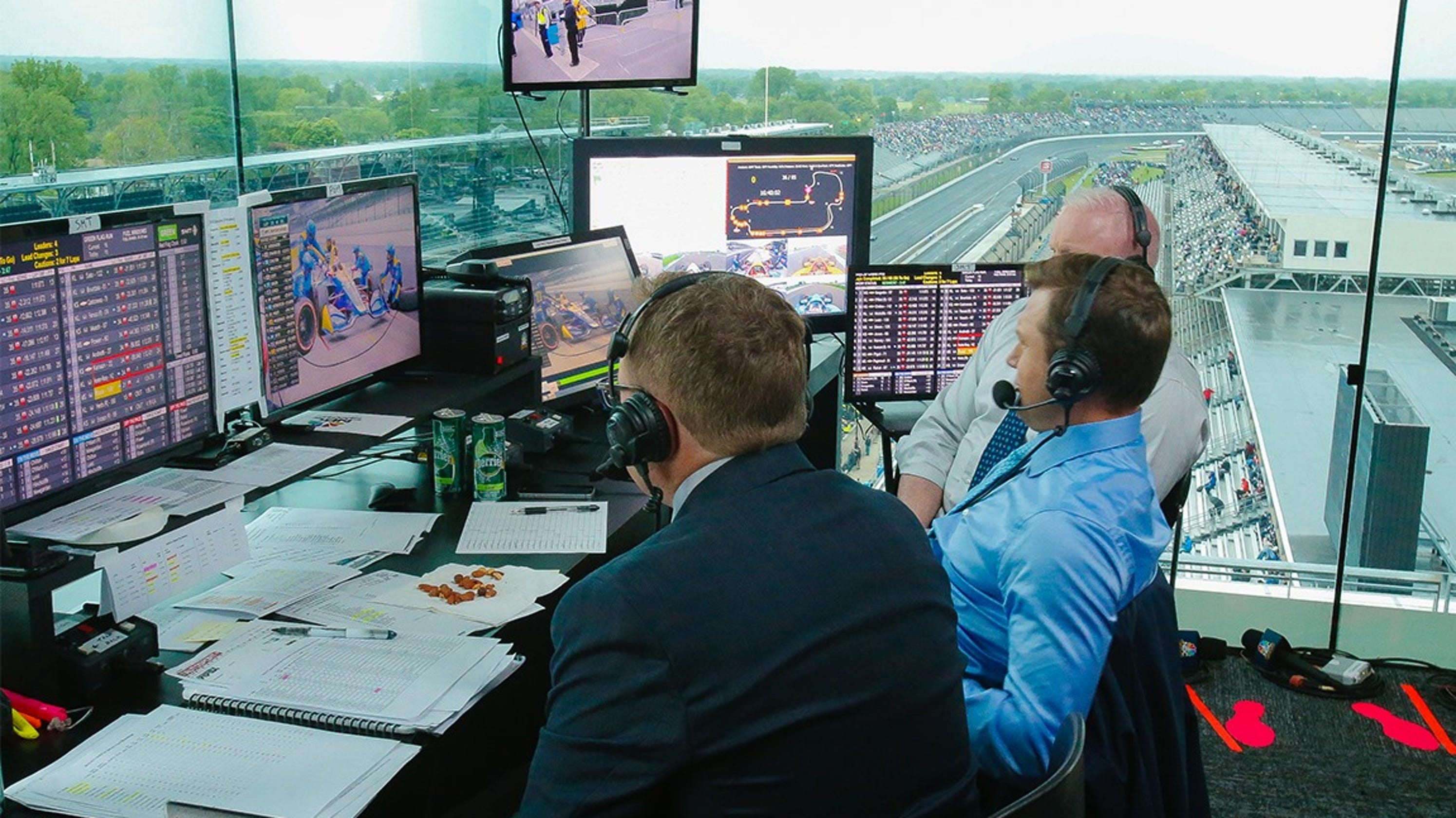 Indy 500: NBC to combine magic of TV with majesty of race to