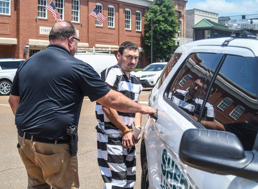 Former Oxford police officer Matthew Kinne indicted for