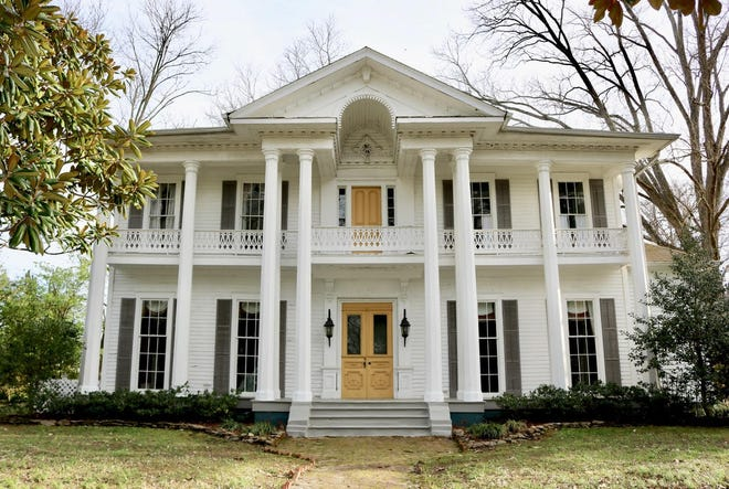The Eader House will be one of the featured homes in the Haywood Heritage Foundation's homes tour on June 1, which will feature the western part of Brownsville.