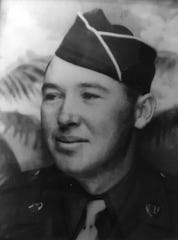 Pfc. William Frank Delaney of Kingston, killed in action Nov. 22, 1944.