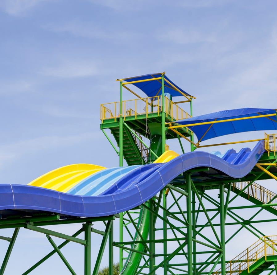 New taller, faster slides not ready for opening day at Lafayette's Tropicanoe Cove