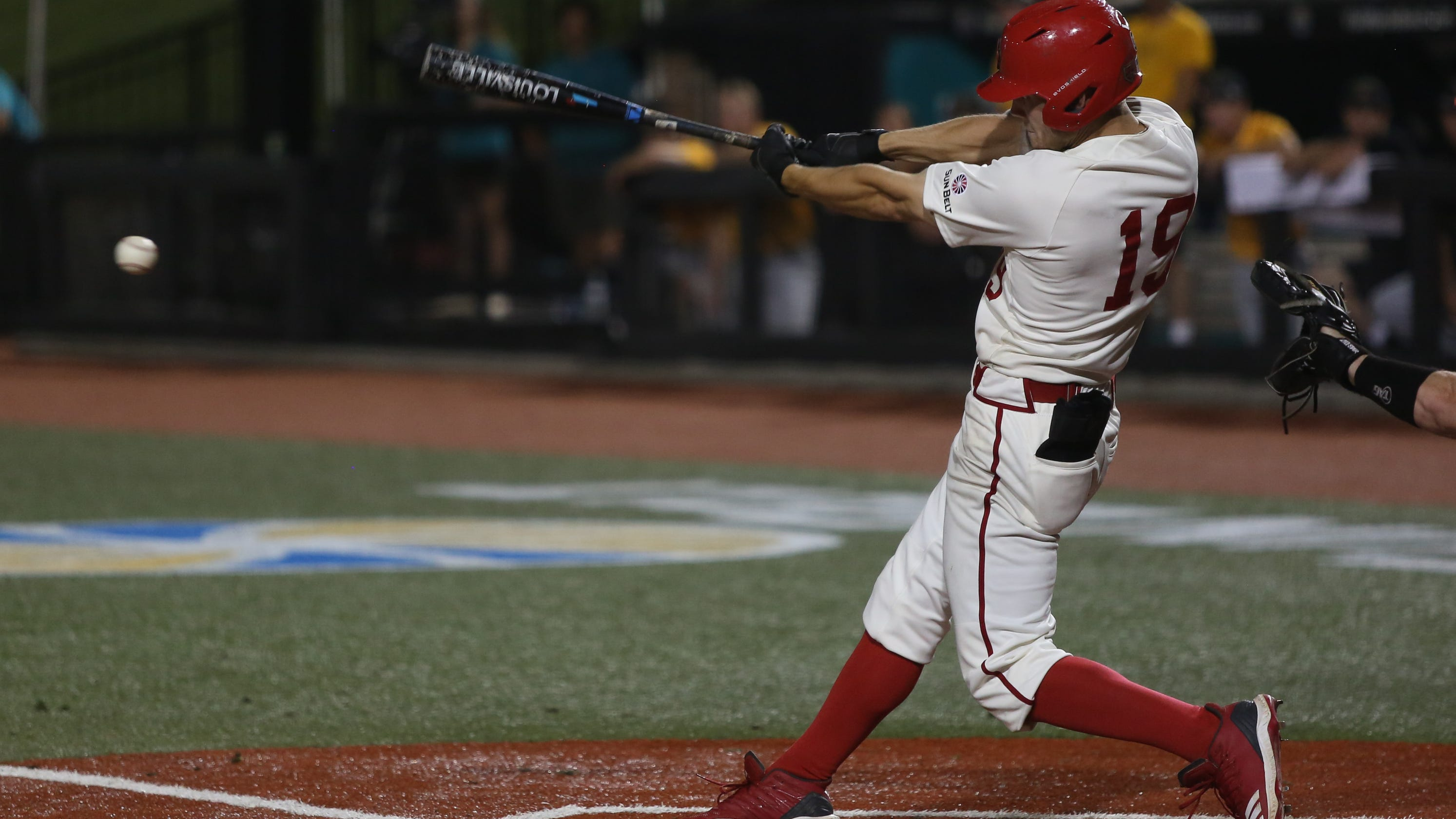 ULL Baseball: Kasuls Comes Through To Extend Cajuns' Run