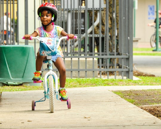 Fourth annual Bicycle Safety Festival is set to take place June 1 at Parc Putnam across from the Federal Courthouse