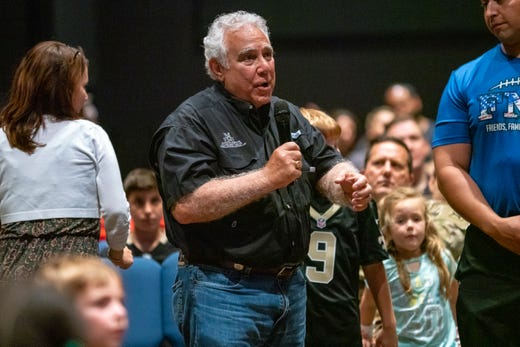 Drew Brees Brings FNA Flag Football To Youngsville, Lafayette