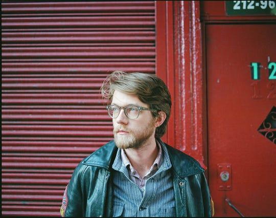 Taylor Ashton, Toronto born and raised, describes his music as folk rock.