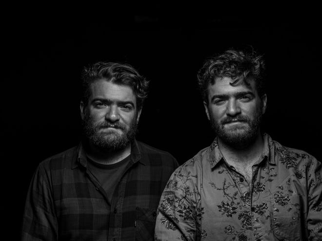 Adam and Davis Moss, artists behind The Brother Brothers, will be at NUNU Collective on Thursday playing folk music.