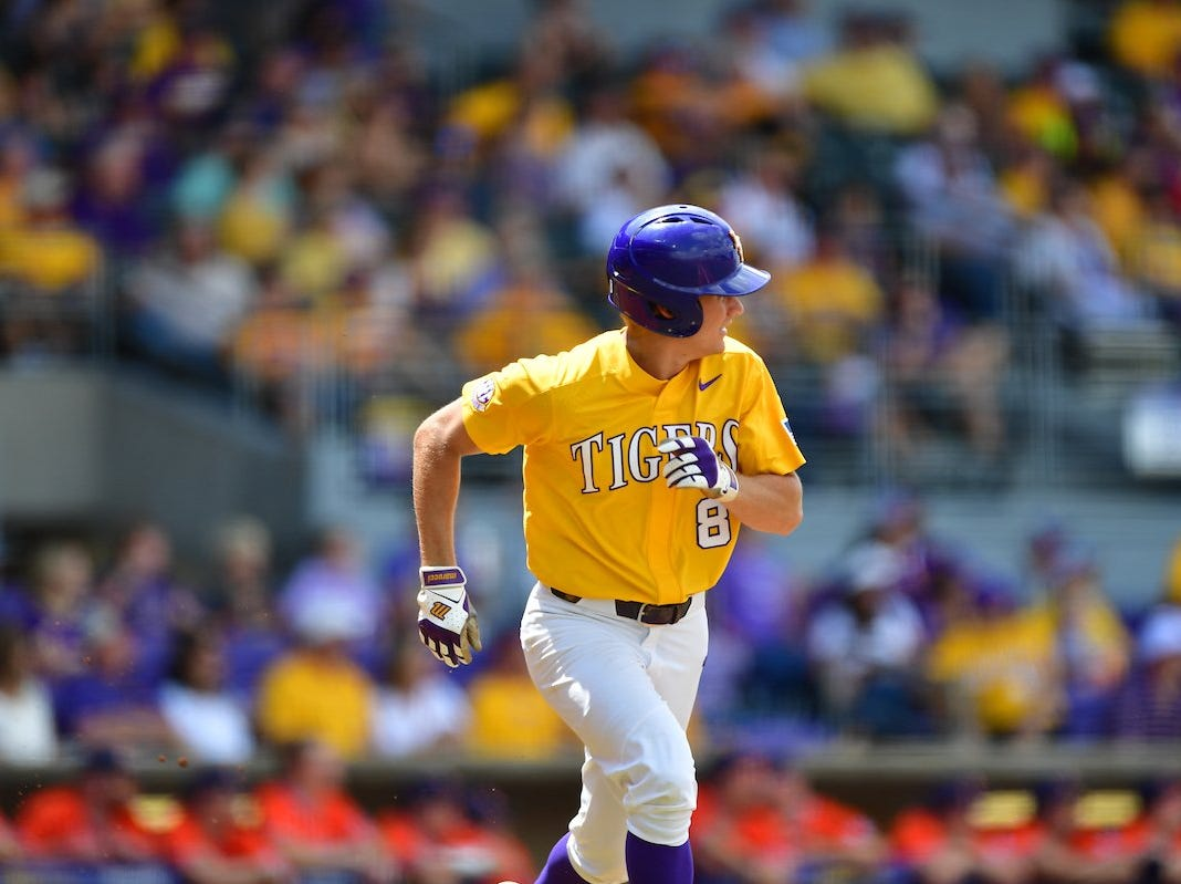 SEC Baseball Tournament 2019: LSU vs. South Carolina video highlights, score