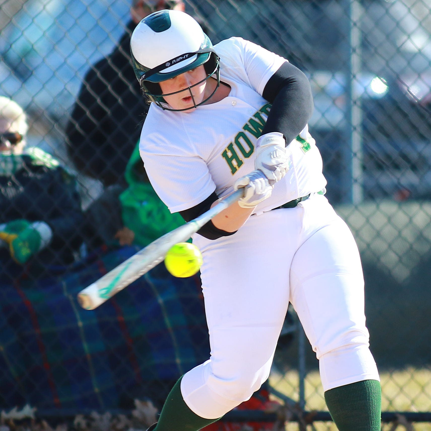 Prep roundup: Howell on verge of state softball home run record
