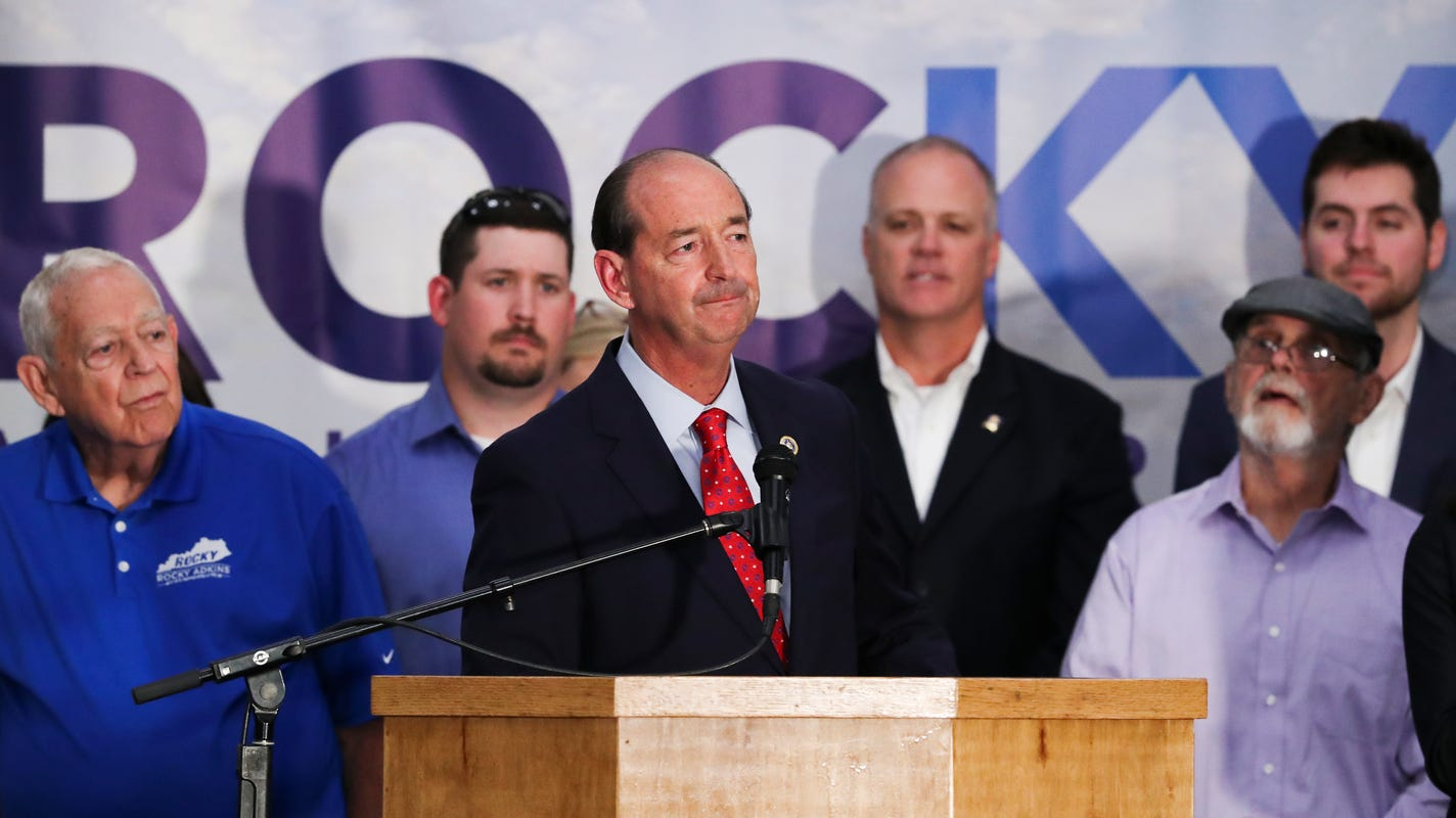 Rocky Adkins considering a bid for Mitch McConnell's Senate seat