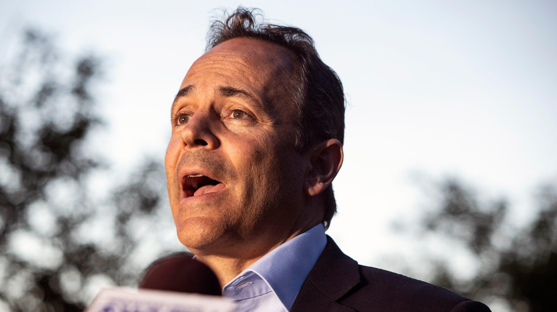 Matt Bevin wins unexpectedly tough 2019 Republican governor
