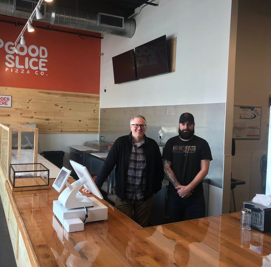 Good Slice Pizza Co. sets opening date for downtown debut, will get creative with pies